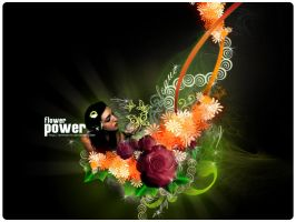 flower power by aremanvin