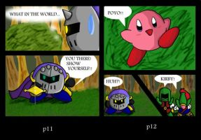Kirby Super Star Warriors: 6 by teamrocketavenger