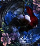 The cry of the Banshee by Fae-Melie-Melusine
