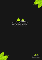 Woodland Logotype by Nikeos