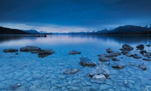 Lake Tekapo, New Zealand by TahaElraaid