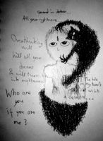 Who are you if you are me? by Abstract-scientist