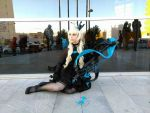 Aion Cosplay-Beritra bard by mimifreiheil