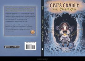 Cat's Cradle: The Golden Twine cover by jorioux