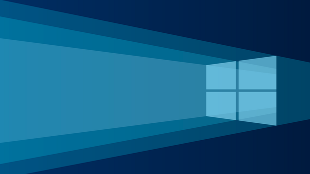 4K Default Windows 10 Solid wallpaper by Duning