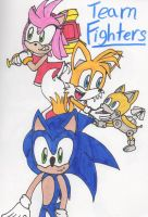 Sonic - Team Freedom by Piplup88908