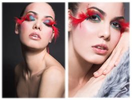 time for glamour... by scata
