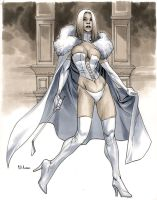 White Queen - Wizard World Chicago 2012 by MahmudAsrar