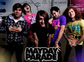 Mayday Parade by alltimelovex0x