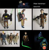 Real Ghostbusters Peter Venkman Repaint by Baker009