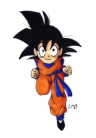 Goten by BagToon