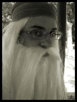 el anciano Dumbledore by ECDLE-Cosplay