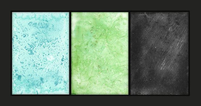 Paper Pack - Triptych 2 by dierat