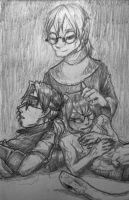 Lay Your Weary Heads to Rest... by Yakushi--Kabuto