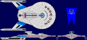 USS Gannburke Multi-View by captshade