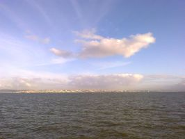The Clouds and Me - The River Tejo 2012-24 by Kay-March