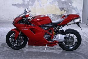My Ducati 1098 pct 3 by andrewfox