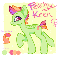 noooo not peachy keen no more this is prima donna by nayuki910