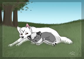 Forever At Your Side :CO: by KaylieTheCat