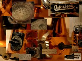 Copper Osterizer by handheadman