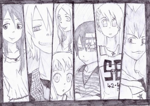 Soul Eater- Finished by fatma555