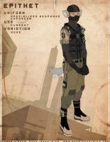 EPITHET Design: SRE Uniform by JayAxer
