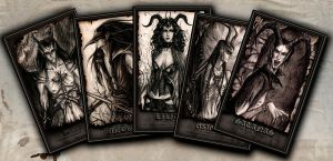 Demons. Second part by Asteri-A