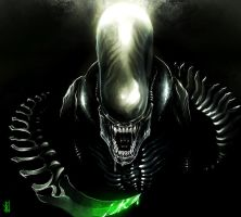 Xenomorph by TheRisingSoul