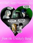 An Unlikely Band Valentines Day: Love in League by Omnipotrent