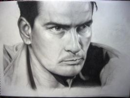 Charlie Sheen by Goshadude89