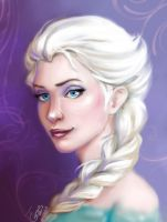 Elsa by TanyaGreece