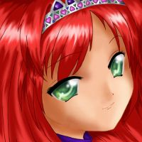 Little princess by The-Max-Factor