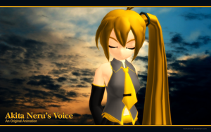 MMD Neru's Voice - Original Animation by Trackdancer