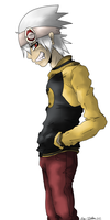 .:Soul Eater Evans:. by Vinabe