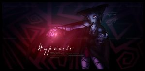 Hypnosis - Collab by tajniwolf