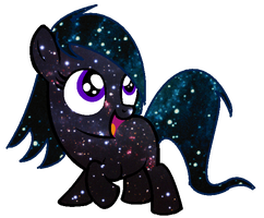 Space Star by Casey-the-unicorn