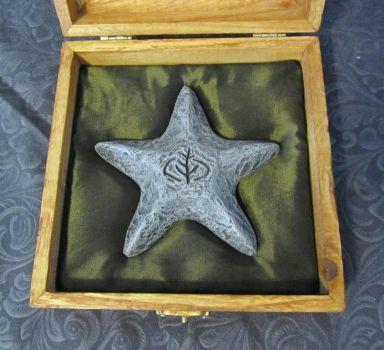 Star-stone from lost G'harne by BaronOffero