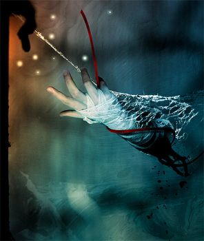 Letting Go by arioth