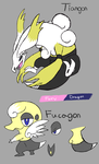 Pay-2-use Fucagon and Tiangon by slickedbackArtisan