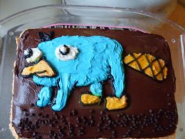 Perry Cake by Honeysucle10