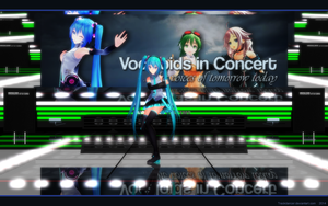 MMD Miku don't lose that number ... by Trackdancer