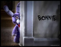Five Nights At Freddy's - Bonnie by roobbo