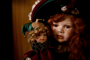 Doll by Pumpkin-Candy