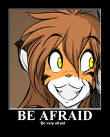 Twokinds Motivational poster by PSYCOT1Cgames