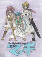 Magi-Coloured by Deathirst