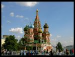 Saint Basil's Cathedral2 by OrangeRoom