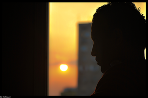 Sunset Thoughts by Yehiazz