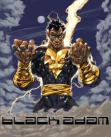Black Adam by Flatliner74