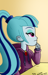 Sonata Dusk from MLP: Equestria Girls by Lisan1997