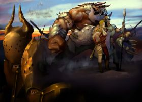 Age of Champions by MelRubi